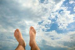 Feets Stock Photo