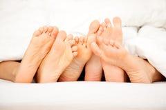 Feets de pieds de pied Photo libre de droits