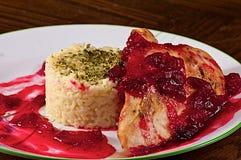 feg cranberry arkivfoto