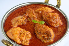 Feg curry Arkivfoton