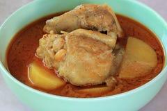 Feg gul curry Royaltyfri Bild