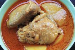 Feg gul curry. Royaltyfria Foton