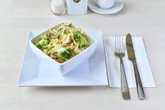 Feg pasta 4 Fotografering för Bildbyråer