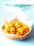 feg popcorn Fotografering för Bildbyråer