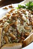 feg rice för biryani Arkivbilder