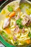 Feg soppa Royaltyfria Bilder