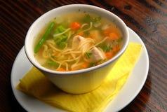 feg soup Arkivbilder