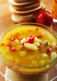 feg soupgrönsak Royaltyfria Foton