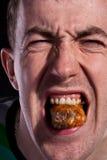 fegt äta Arkivfoto
