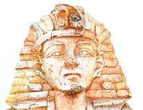 Pharao Lizenzfreie Stockfotos