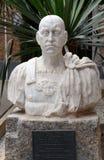 Fehlschlag Publius Cornelius Scipio von Afrika in Cartagena stockbild