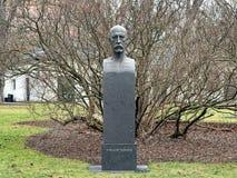 Fehlschlag von Fridtjof Nansen in Oslo, Norwegen Lizenzfreie Stockfotos
