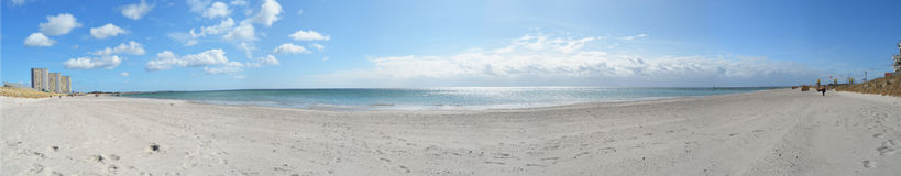 Fehmarn Island Panorama ocean Royalty Free Stock Images