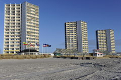 Fehmarn, Vacation Resort royalty free stock photography