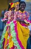 Feier Cartagena-de Indias stockfotos