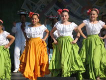Feier Cinco De-Mayo Lizenzfreies Stockfoto