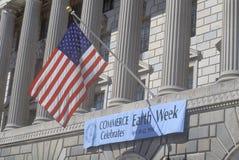 Feier der Erde-Woche Lizenzfreie Stockfotografie