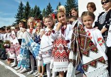 Feier der ersten Schule bell_5 Stockfotos