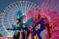 Feier des chinesischen neuen Mondjahres Lizenzfreie Stockfotografie