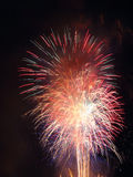 Feier des glücklichen neuen Jahres Lizenzfreie Stockbilder