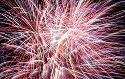 Feier des glücklichen neuen Jahres Lizenzfreies Stockfoto