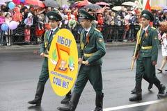 Feier des 70. Jahrestages Victory Days Lizenzfreie Stockbilder