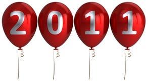 Feier des neuen Jahres (Mieten) Lizenzfreie Stockfotos