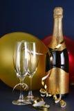 Feier des neuen Jahres Tages Lizenzfreie Stockfotos