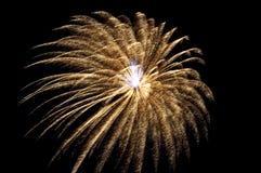 Feier-Feuerwerke Stockbilder