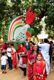 Feier 1422 neuen Jahres Bangladeschs Lizenzfreie Stockbilder