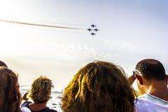 Feier von Izmir-` s Unabhängigkeitstag Lizenzfreie Stockfotos