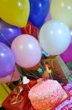 Feierlicher Kuchen Stockfotografie