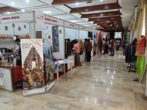 Feiern der Kultur von Indonesien lizenzfreies stockbild