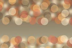 Feiern Sie Farbhintergrund lizenzfreie abbildung
