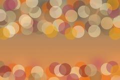 Feiern Sie Farbhintergrund Lizenzfreie Stockfotografie