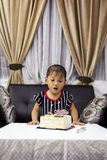 Feiern Sie Geburtstag stockfotografie