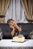 Feiern Sie Geburtstag stockbilder