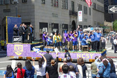 2014 feiern Sie Israel Parade Stockbild