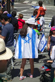 2014 feiern Sie Israel Parade Stockfotografie