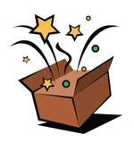 Feierpaket Lizenzfreies Stockfoto