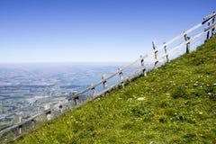 Feiertag in der Schweiz Stockbild