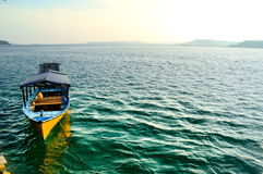 Feiertag durch das Meer Lizenzfreie Stockfotos