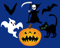 Feiertag Halloween Vektor Abbildung