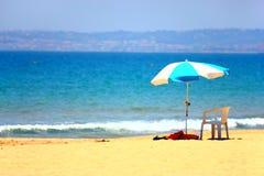 Feiertag in Meer Lizenzfreies Stockfoto