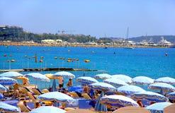 Feiertag in Meer Stockfoto