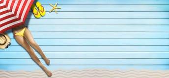 Feiertag, Sommer Lizenzfreie Stockbilder