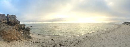 Feiertag am Strand Lizenzfreies Stockbild
