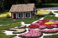 Feiertag von Blumen in Kiew, Ukraine Stockfotos