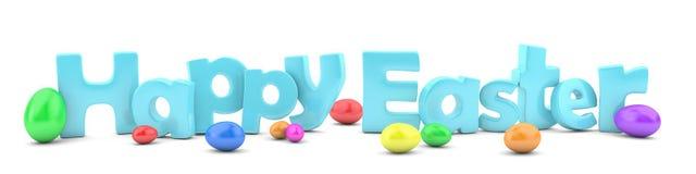 Feiertag von Ostern lizenzfreie abbildung