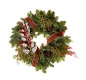 Feiertag Wreath Lizenzfreie Stockfotografie